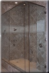 Frameless Shower Door Heavy Glass Shower Door